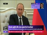 Rusia îşi măreşte arsenalul nuclear. Propaganda cu mentalitate comunista. Doar Rusia si Coreea de Nord amintesc tuturor ca au rachete nucleare. acum au si rusii 3 lucruri pe mare plus - rachete nucleare, vodka si kgb-isti