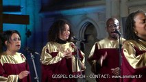 GOSPEL CHURCH - I will follow him (Sister Act)  - MESSE DE MARIAGE - CONCERTS - MARIAGES