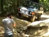 Range Rover Classic Panel Damage!
