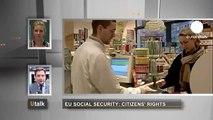 euronews U talk - E' possibile unaprevidenza sociale europea?