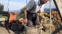 L'VIR: Forage d'un puits en Kabylie