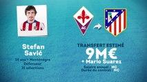 Officiel : Savic file à l'Atlético Madrid !