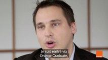 Orange - Parcours d'ingénieur : Alexandre, directeur d'un centre d'expertise