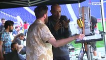 Thierry Henry's Sky Sports Premier League advert- Behind the scenes - Football News - Sky Sports