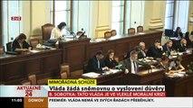 Lubomír Zaorálek: Vláda nehorázně pohrdá lidmi. Starost má jen o banky!