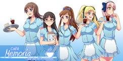 Lets Play Cafe Memoria [Anna Route] Walkthrough Free Indie Visual Novel Showcase