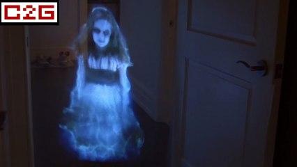 Pire blague pour sa copine : le réveil au fantôme