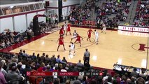 Highlights: Men's Basketball at Harvard - 2/28/14