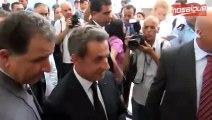 Nicolas Sarkozy: La tenue d'un sommet des amis de la Tunisie est capitale