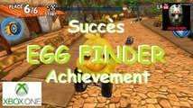 "Beach Buggy Racing - Succès ""Egg Finder"" Achievement - Xbox One"