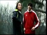 Kaka vs Diana Football Golf Course adidas Predator v F50