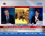AİBÜ Rektör Yardımcısı Prof. Dr. Mehmet Bahar, TRT Haber'in Konuğu Oldu