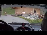 Rallye du beaufortain 2011 Caméra embarquée hauteluce MV Rallye team