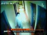 Huamanga: Habla mujer que fue golpeada por hombre desnudo en hotel