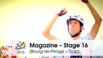 Magazine - White Jersey, 40 years young - Stage 16 (Bourg-de-Péage > Gap) - Tour de France 2015