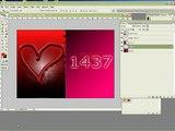 Adobe photoshop (make ur own valentine card)