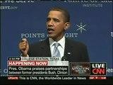 President Obama Speech Points of Light Institute Texas A&M University (October 16, 2009) [3/3]
