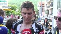Cyclisme - Tour de France - 16e étape : Barguil «Van Garderen m'a poussé»