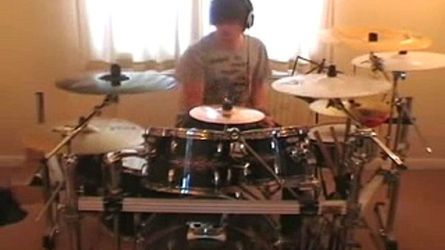 The Fresh Prince Of Bel Air - DJ Jazzy Jeff and The Fresh Prince - Drum Cover