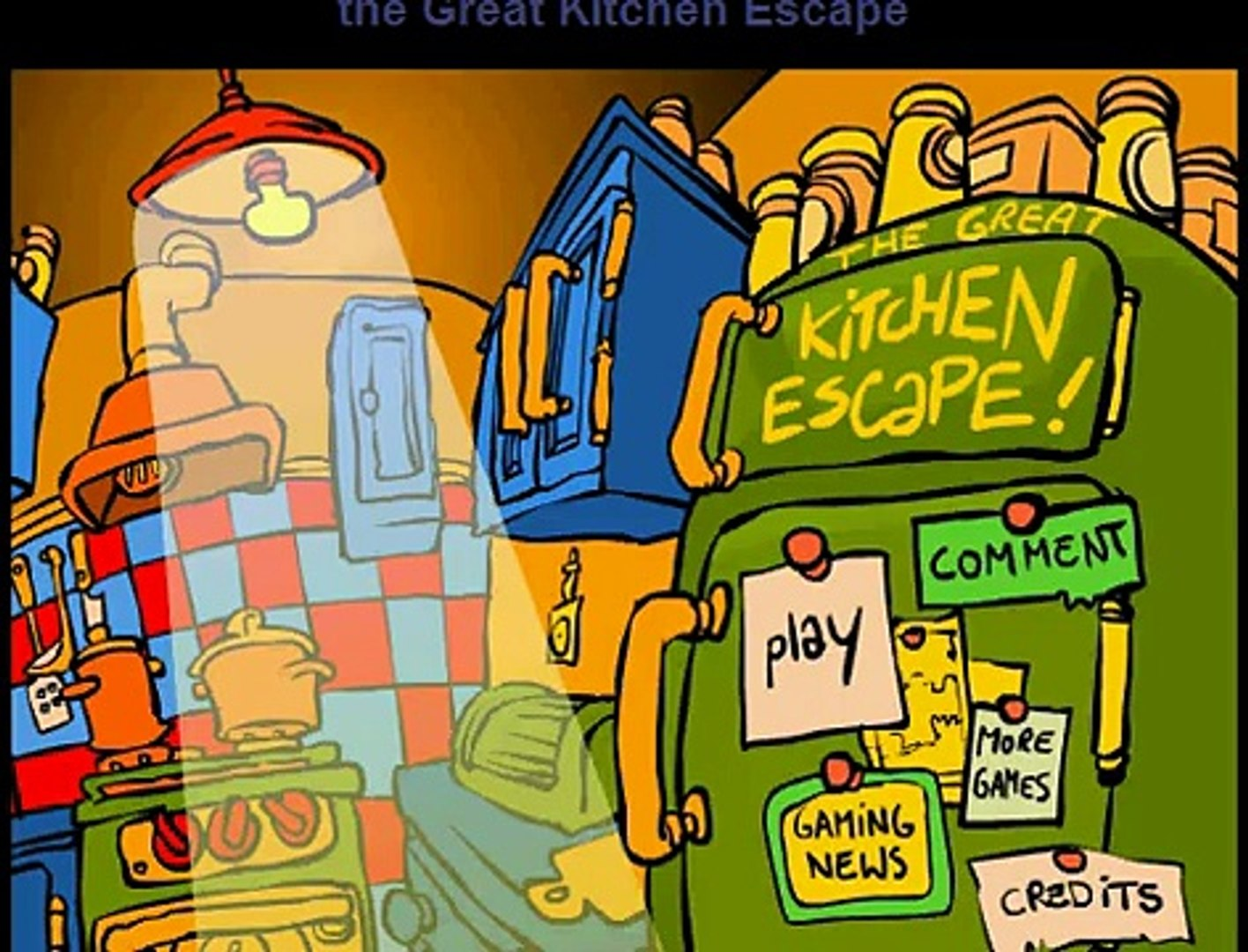 Solucion The Great Kitchen Escape Video Dailymotion