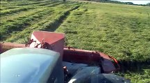 Vicon CM247 disk mower - video dailymotion