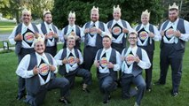 Burger King Throws Themed Wedding for Mr. Burger and Miss King