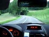 Clio 3 RS 197Ch - Stage 3 - montée à fond...