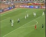 Eto'o First Goal in Inter
