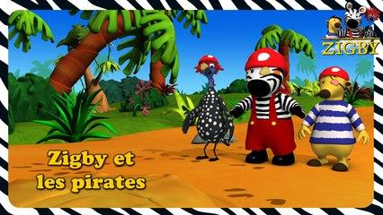 Zigby - Zigby et les pirates  (EP. 16)