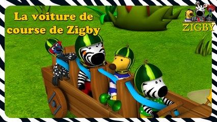 Zigby - La voiture de course de Zigby  (EP. 13)