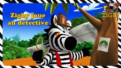 Zigby - Zigby joue au détective  (EP. 2)