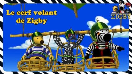 Zigby - Le cerf-volant de Zigby  (EP. 10)