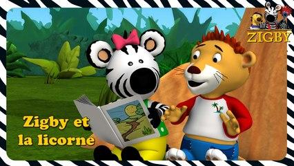 Zigby - Zigby et la licorne  (EP. 21)