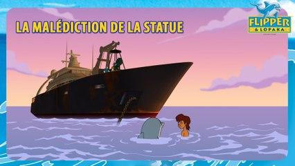 Flipper et Lopaka - La malédiction de la statue - S3E05