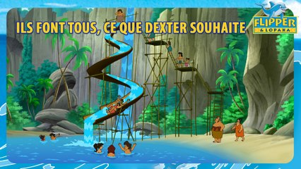 Flipper et Lopaka - Ils font tous, ce que Dexter souhaite - S3E14