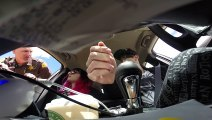 Machine Gun Kelly Gets Pulled Over For Air Drumming While Driving! (Cop Laughs When He Fin