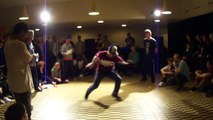 Bboy top rock preselection @ Floorwars,Cph.Denmark 2012 - Bboy Rodrigo A.A.S.-N.E.C...Rep!!