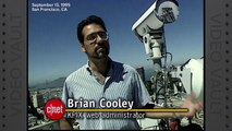 Before they were stars: Brian Cooley's first CNET spot