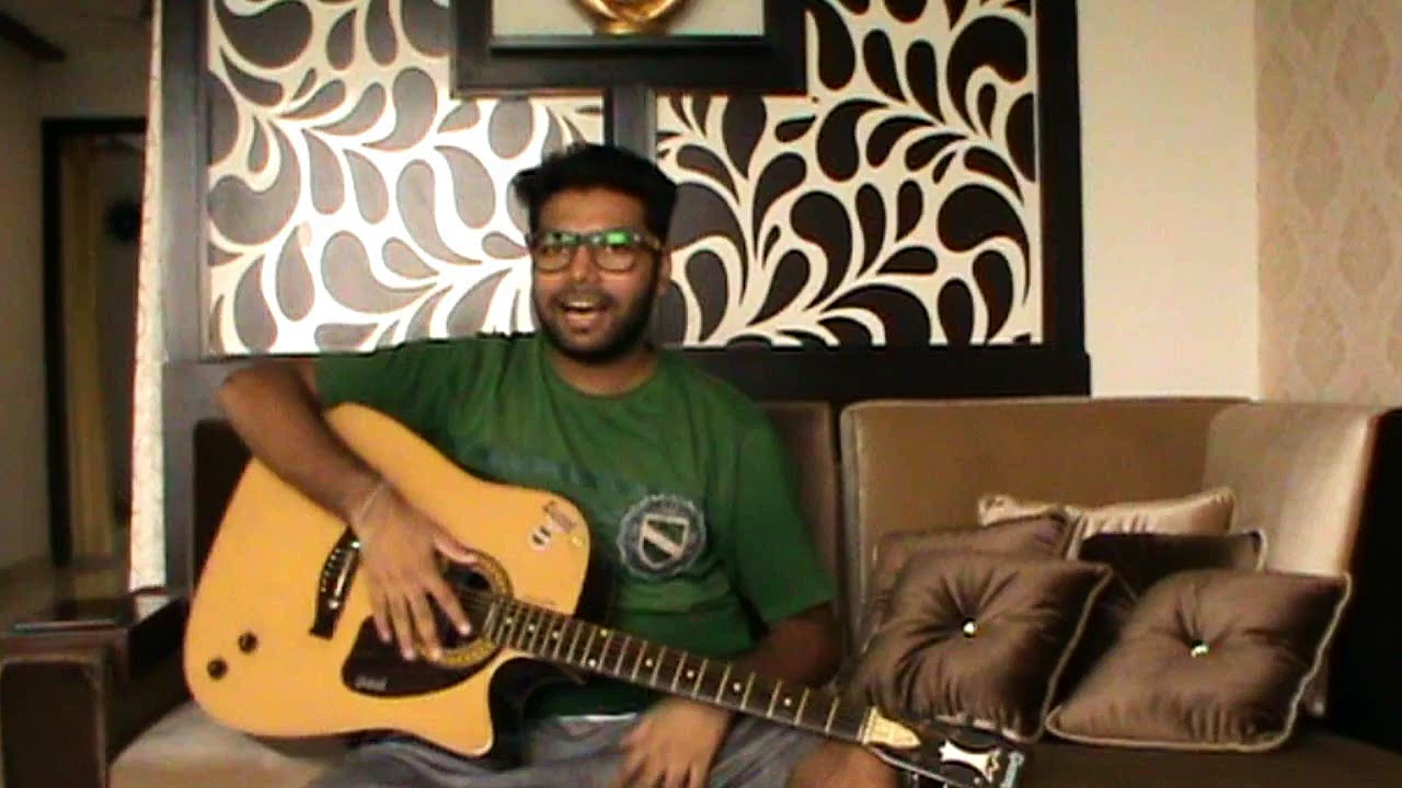 Atif's old songs compilation Guitar Tutorial