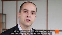 Orange – Engineer career path : Nicolas, TV project manager