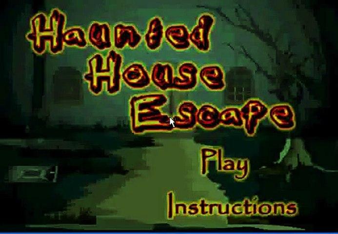 ghost house escape прохождение 36