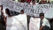 Así protestaron los vecinos de Alta Vista en Catia por la inseguridad