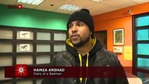 Police and Diary of a Badman Star Release Anti-Extremism Film in Leicester