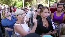 Ecco il video dove Ignazio insulta una signora per strada.  Visto che( i soliti 4) sono arrivati a dire che non era vero