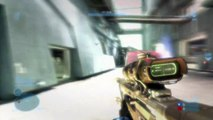 Halo Reach Sniper Montage 100% Headshots (Online Gameplay: Sniper Rifle)