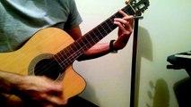 Bm A E Chords Guitar Backing Track