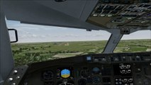 FSX HD Level-d 767 vs CLS 767 Review - video dailymotion