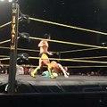 Hideo Itami GTS on Tyler Breeze - NXT 27.03.2015