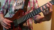 【ギターシンセサイザーで弾いてみた】 ゲスの極み乙女。 - ロマンスがありあまる 12弦ギター+ストリングス ゲス乙女 ゲス極 ソロギター Guitar Cover