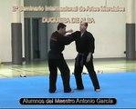 Alumnos del maestro Antonio Garcia - Seminario de Artes Marciales Duquesa de Alba -